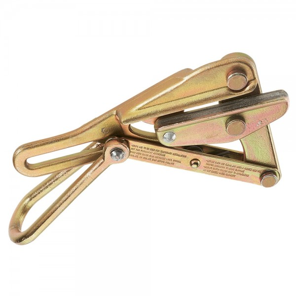 """Spannklemme """"Frosch"""" 19 - 25,4 mm / 68 kN / 6,8 to"""